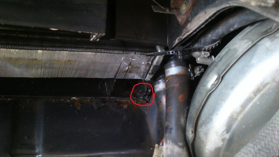 Фото №18 - замена радиатора печки на ВАЗ 2110