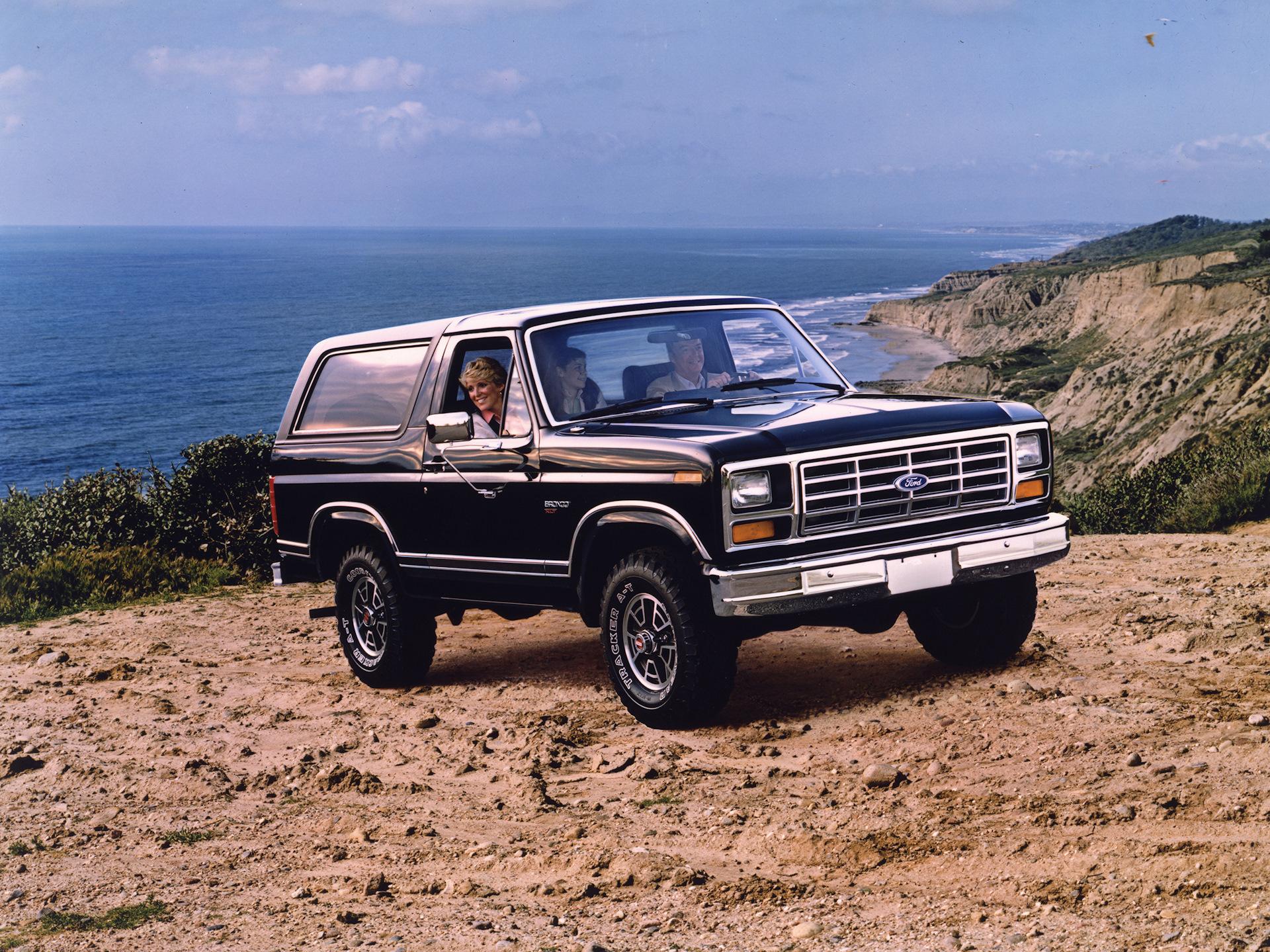 Форд бронко все модели фото