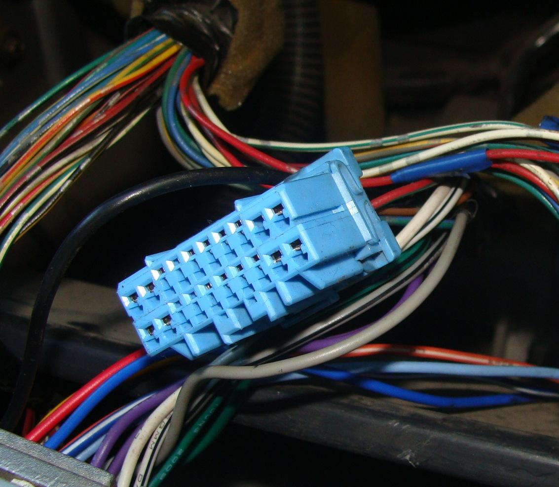 схема подключения магнитолы на honda accord cf9
