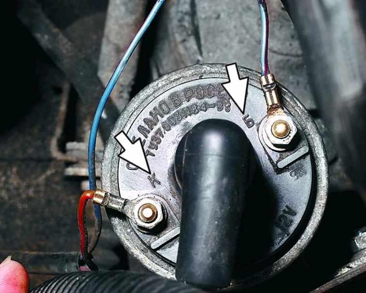 edd9c5cs 960 - Схема подсоединения катушки зажигания