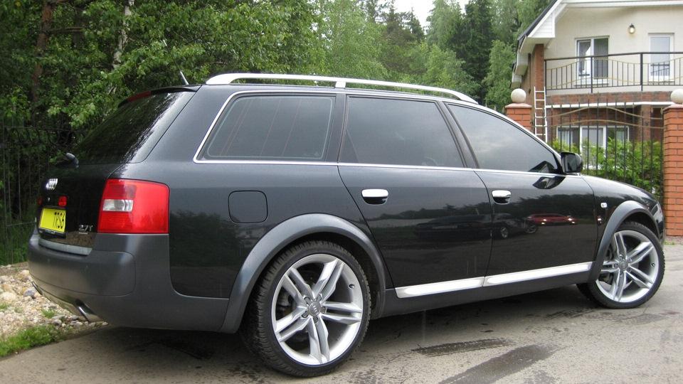 Audi Allroad 2 7t