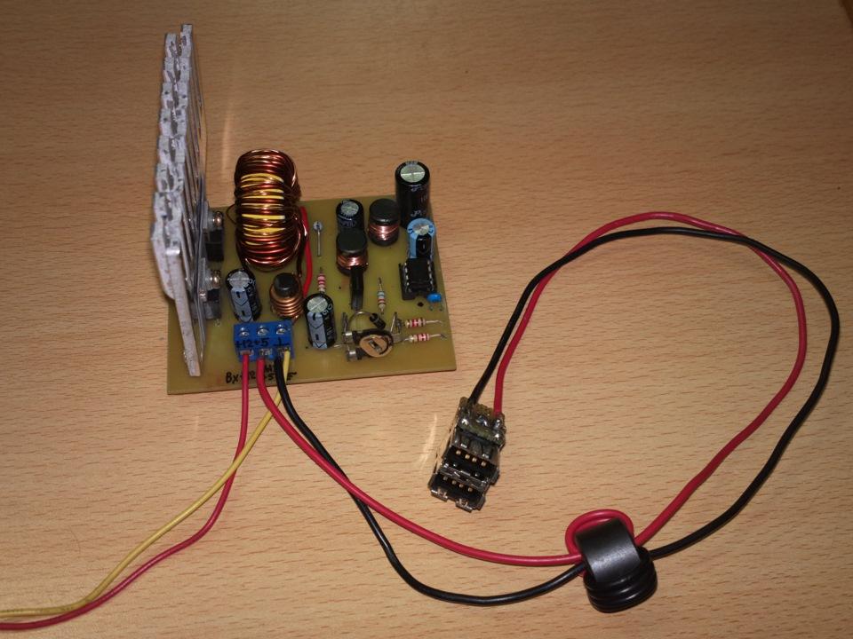 микросхема mc34063 описание