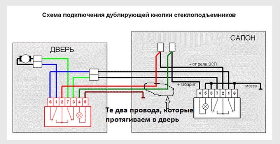 Фото №16 - установка доводчиков стеклоподъемников на ВАЗ 2110