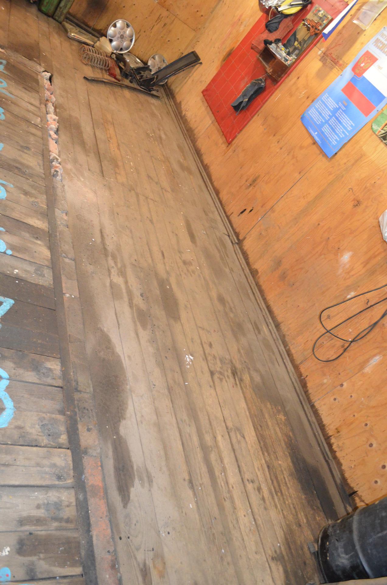 Резиновые коврики на пол гаража как выбрать