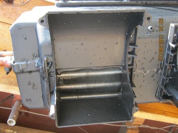Установка кондиционер рено логан сервисное обслуживание кондиционера в москве