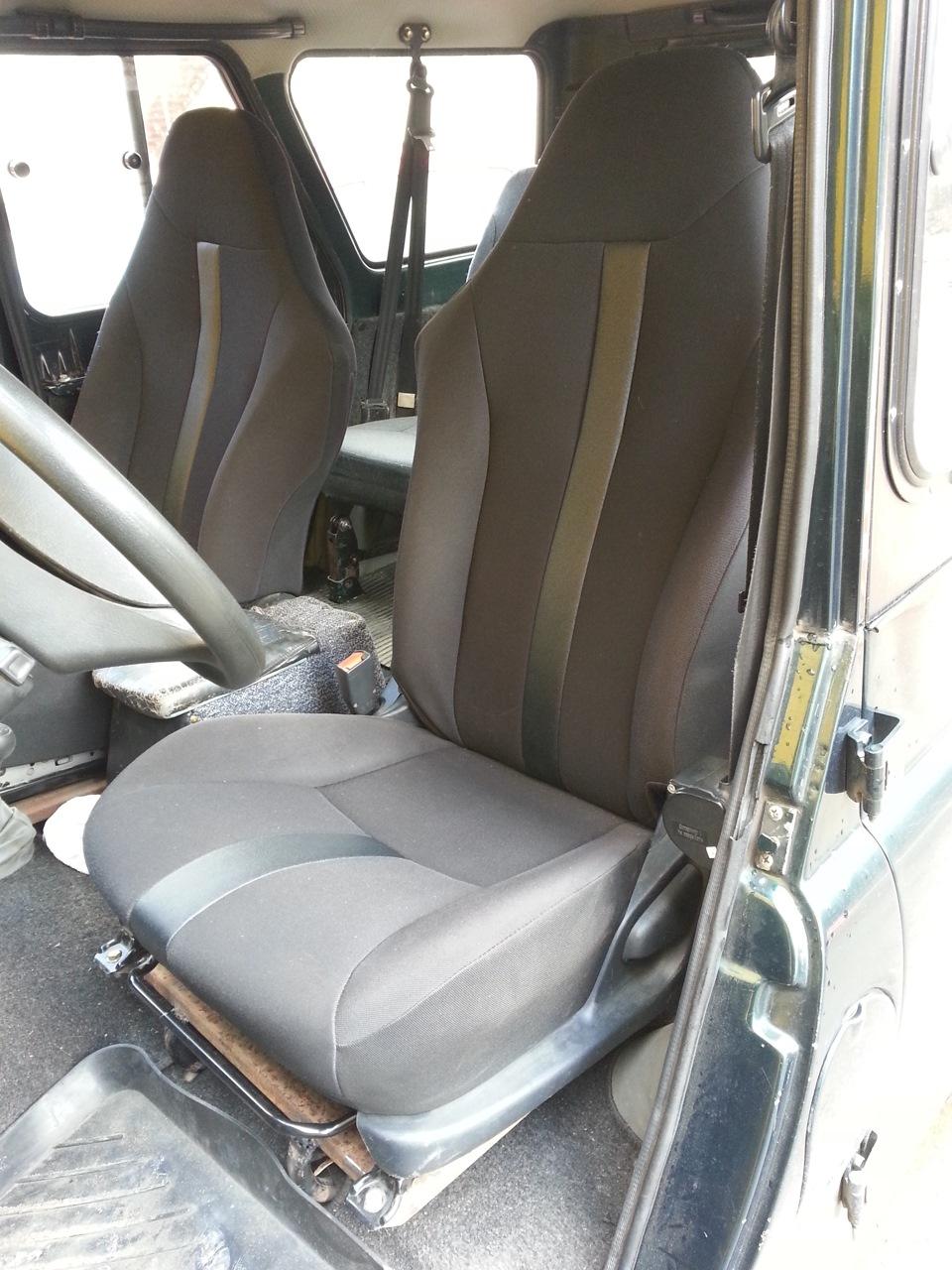 Фотоотчет разборки водительского сиденья самого начала