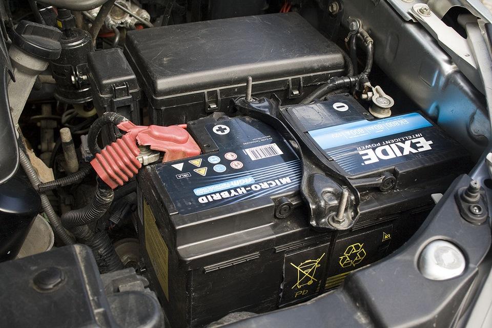 аккумулятор toyota lc200