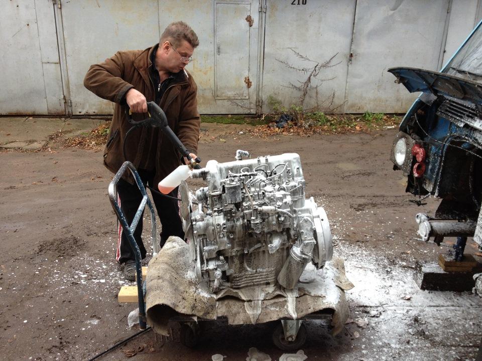 Уаз с двигателем ом 616
