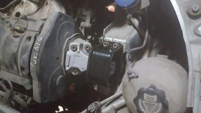 Пежо 307 масло в двигатель