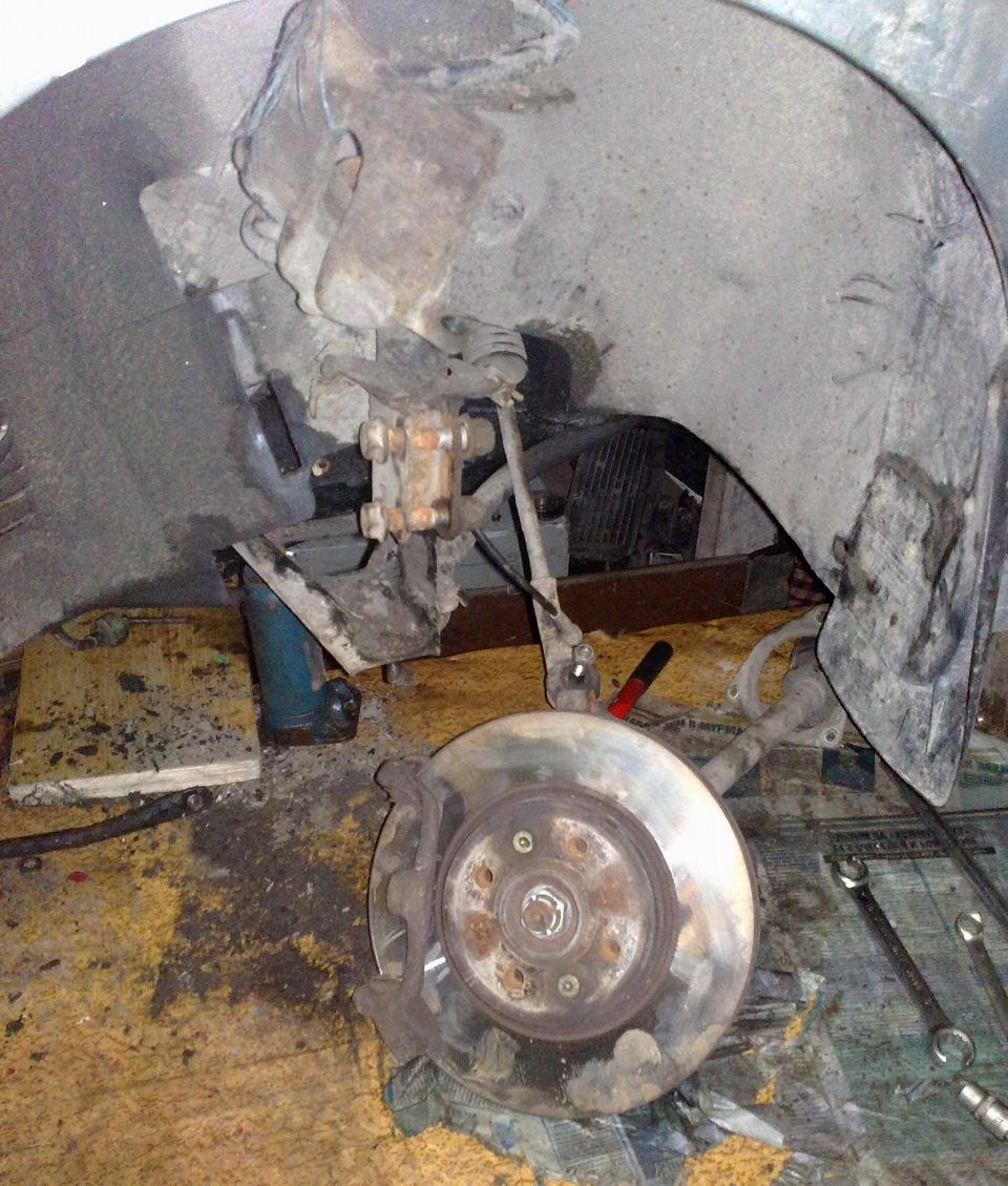 инструкция по замене заднего сальника коленвала двигатель шеврол