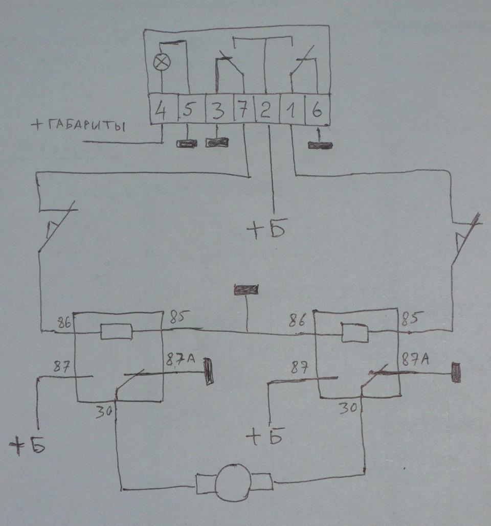 тросик стеклоподъемника ваз 2107 схема фото