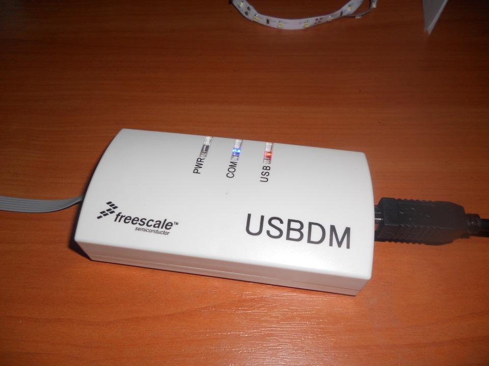 драйвер для Usbdm программатора скачать img-1