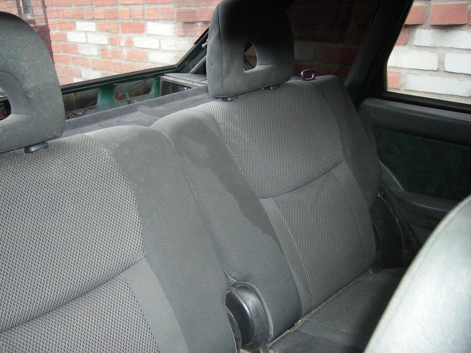 ваз 2107 сиденья от bmw 3