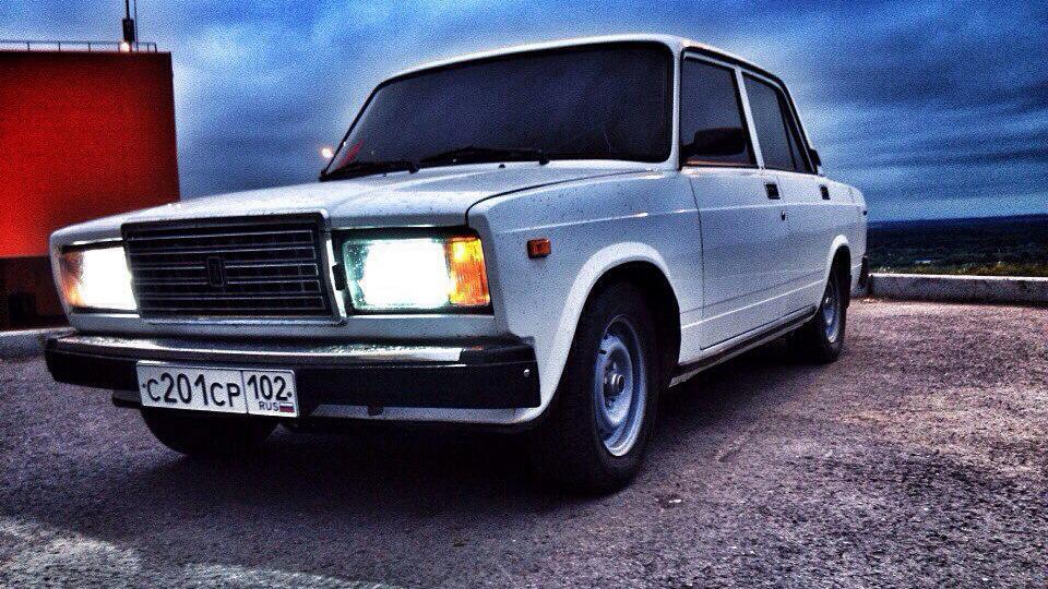 07 >> Lada 2107 Strogaya 07 Drive2