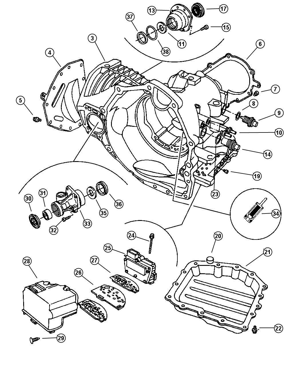 D92410d A604 41te Diagram Wiring