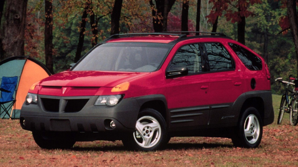 Pontiac Aztek. Car reviews from actual car owners with photos on DRIVE2