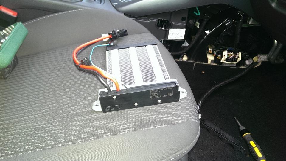 установка эпвс на ford focus 3