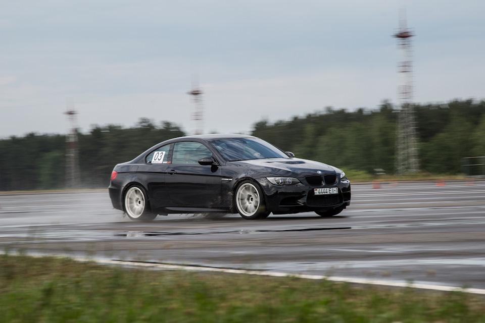 BMW E92 m3 — Сергей — 3 место