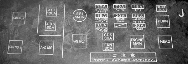 CDS 30 A вентилятор системы