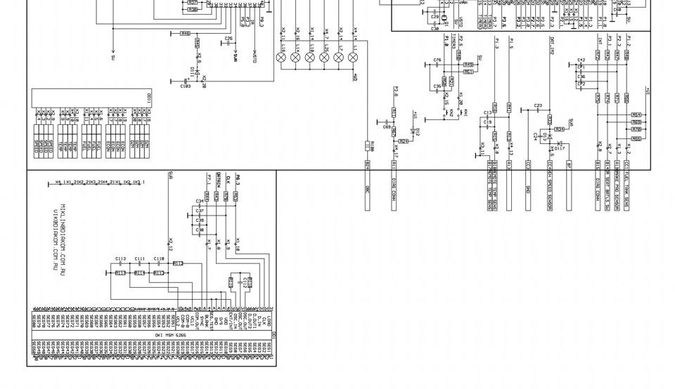 Схема из даташита 318 е36