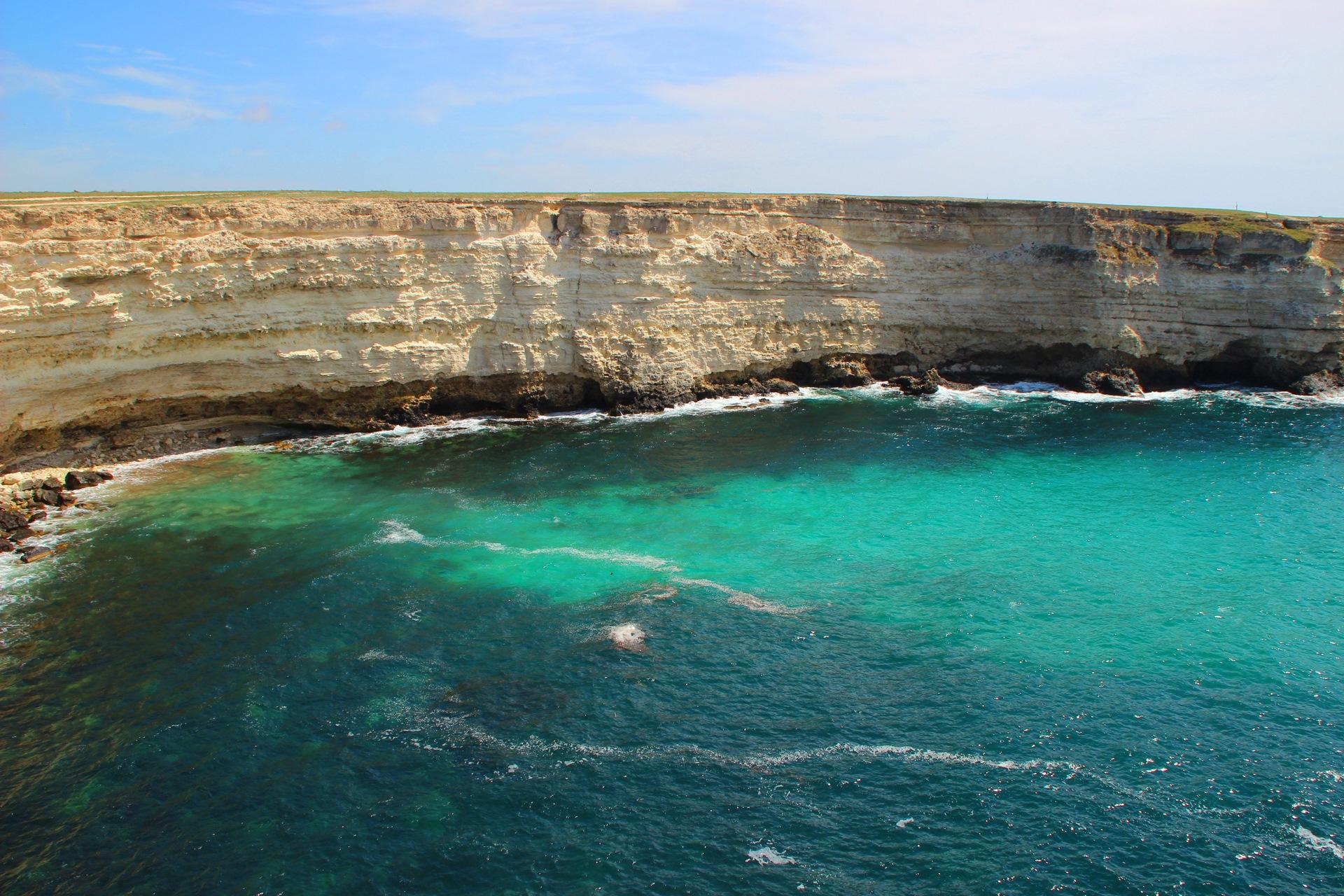 крым тарханкут фото пляжей и набережной каталонии популярна