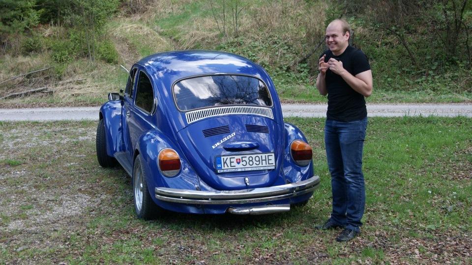 Фольксваген жук старый фото
