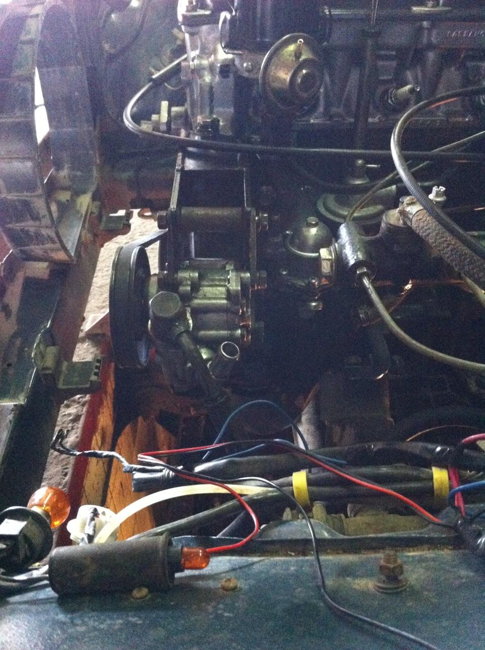 Капитальный ремонт двигателя ваз 21213