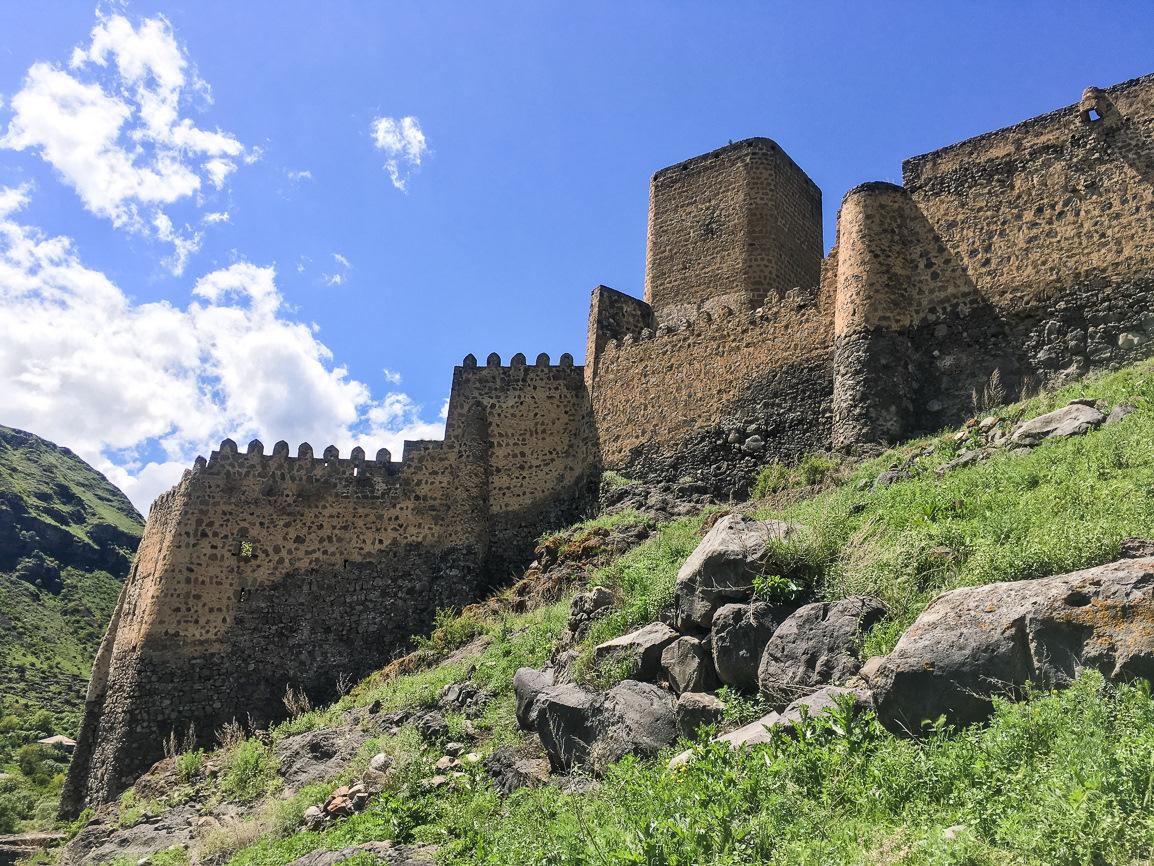 это крепости грузии фото можете