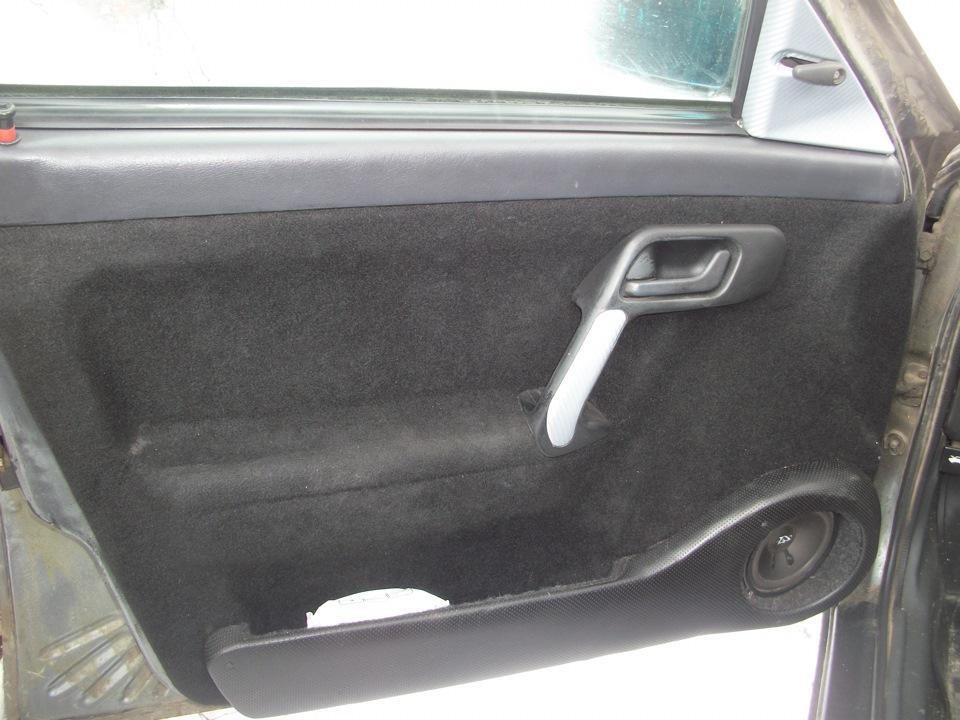 Фото №7 - ремонт дверей ВАЗ 2110 своими руками