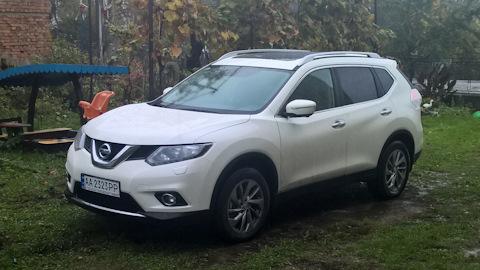 nissan x-trail отзывы владельцев украина