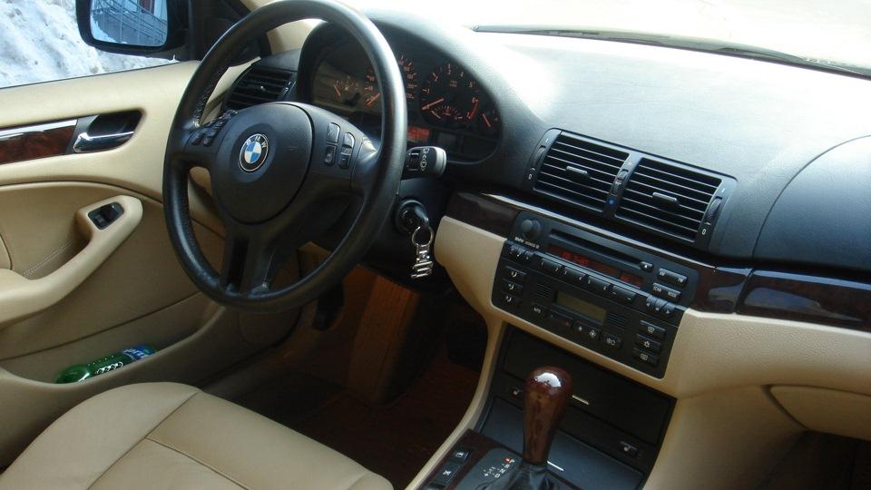 bmw 320 2003 год