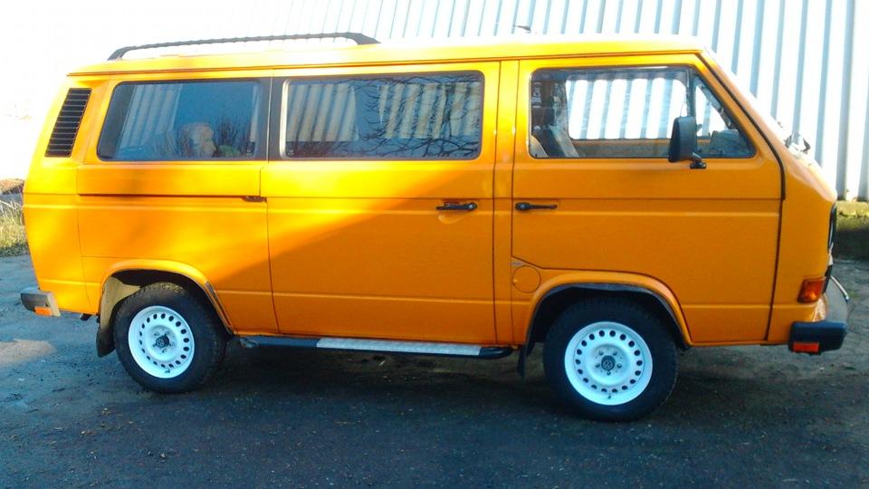 т3 транспортер фото