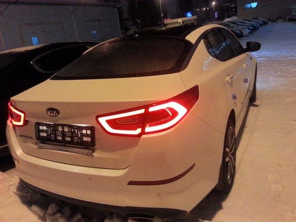 Автомобиль Kia Optima: обзор, новости, машина Киа