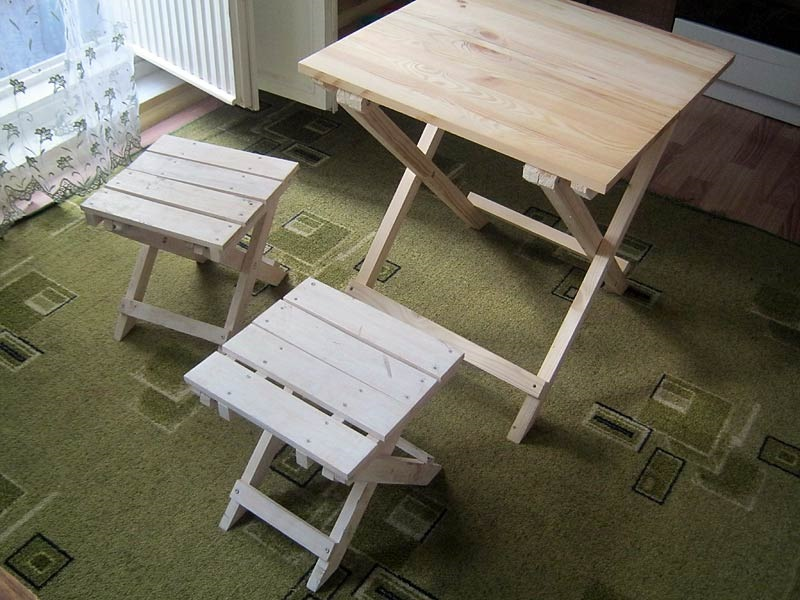 стол для пикника фото и чертежи