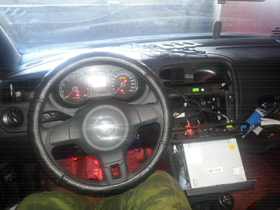 Поло седан тюнинг своими руками фото 660