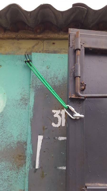 Как сделать так чтобы ворота не закрывались