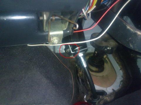 Фото №39 - замена тросика сцепления ВАЗ 2110