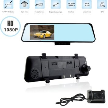Multifunction rearview mirror recorder инструкция