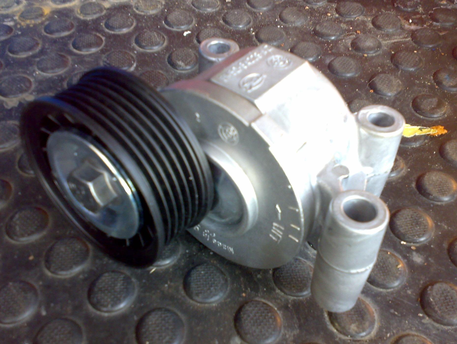 Фото №41 - свистит ремень генератора ВАЗ 2110