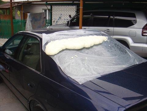 Как и чем можно отполировать лобовое стекло от царапин дома 89
