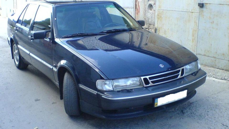 Saab 9000 griffin edition