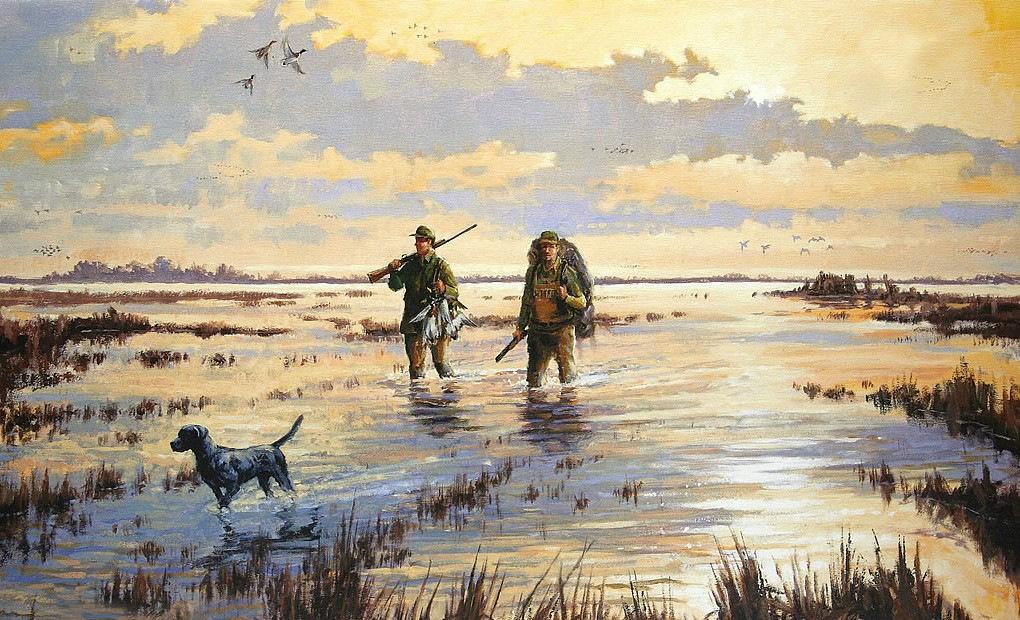 Картинки на тему рыбалка и охота