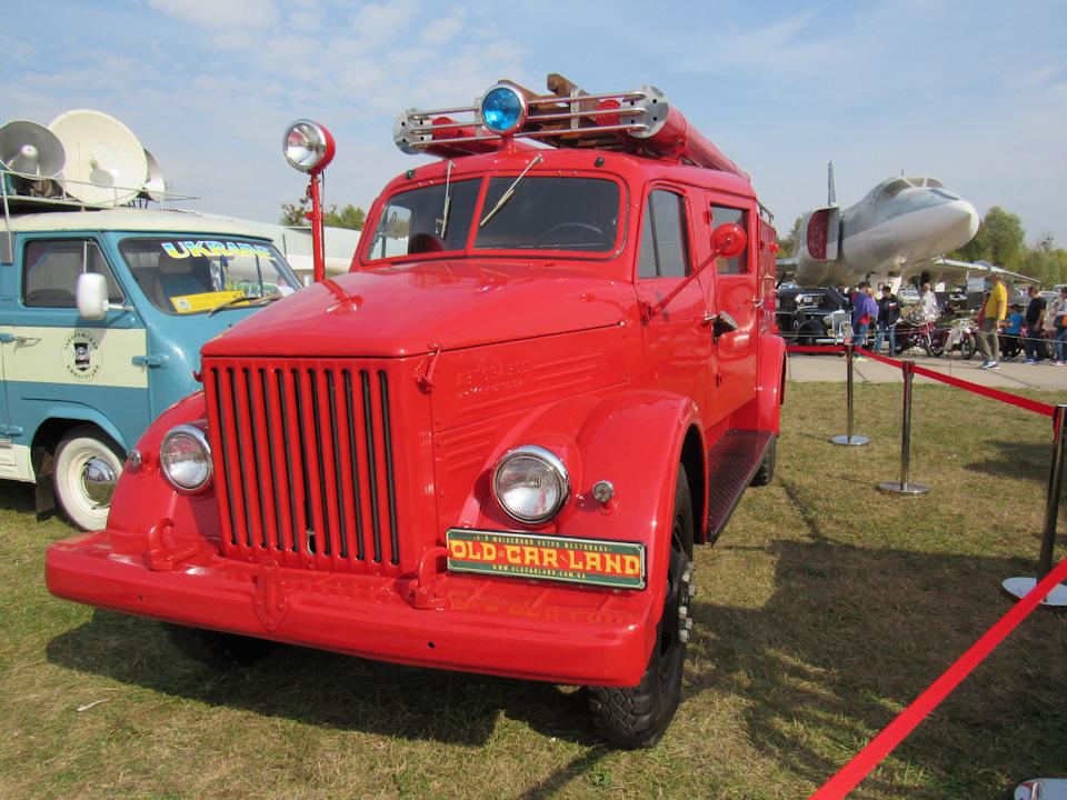 Автоцистерна ПМГ — 6 на шасси ГАЗ 51