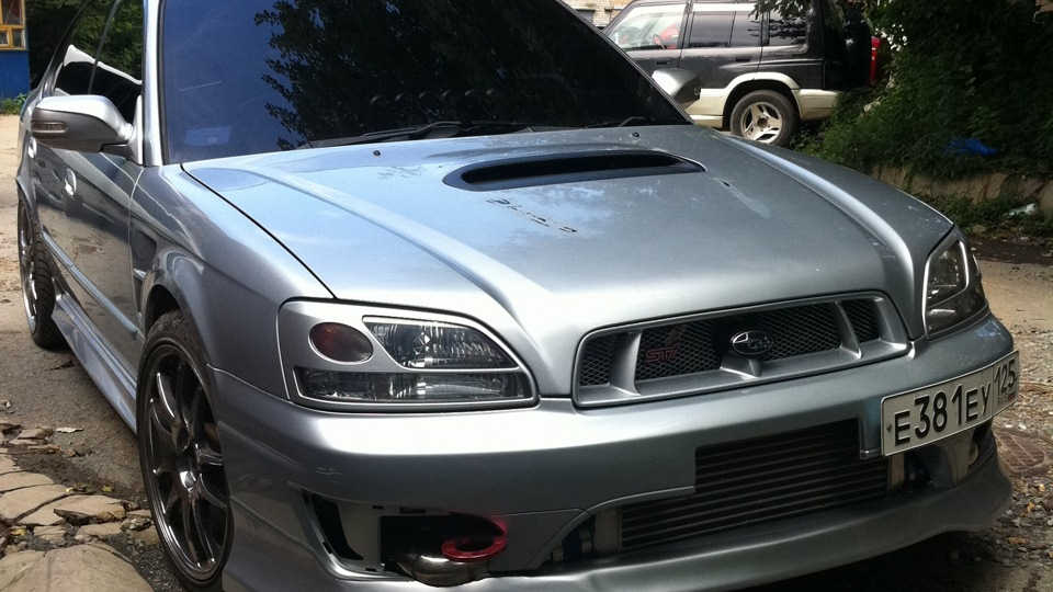 Subaru Legacy 3 6 R >> Subaru B4 BE5 RSK A/T | DRIVE2