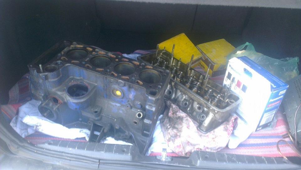 2101 капремонт двигателя 16