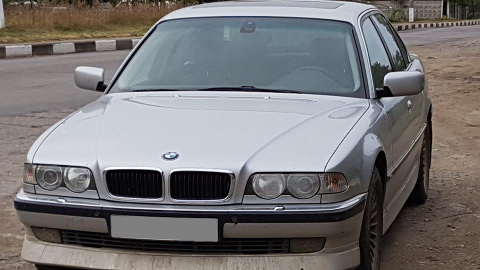 датчик положения руля BMW e38