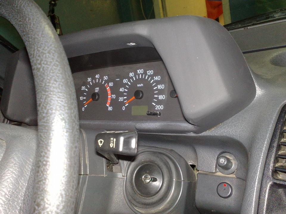 Фото №2 - кнопки на приборной панели ВАЗ 2110
