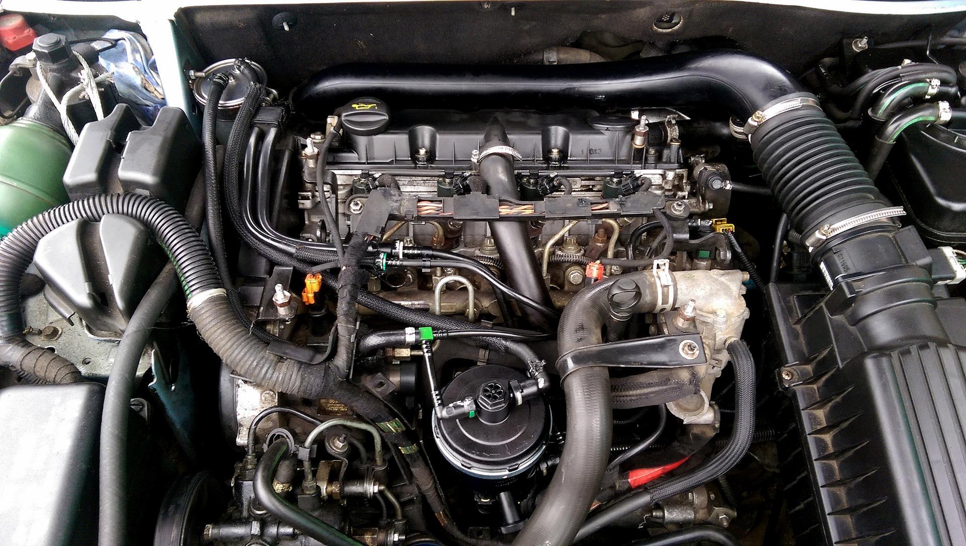 ситроен ксантия 2.0 бензин глохнет на ходу