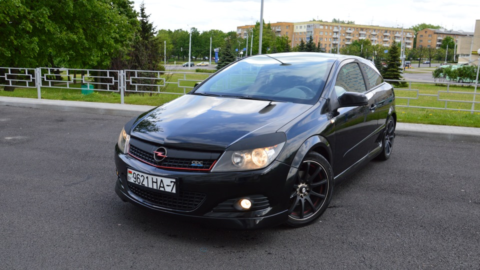 Opel Astra Gtc Opc Line Drive2