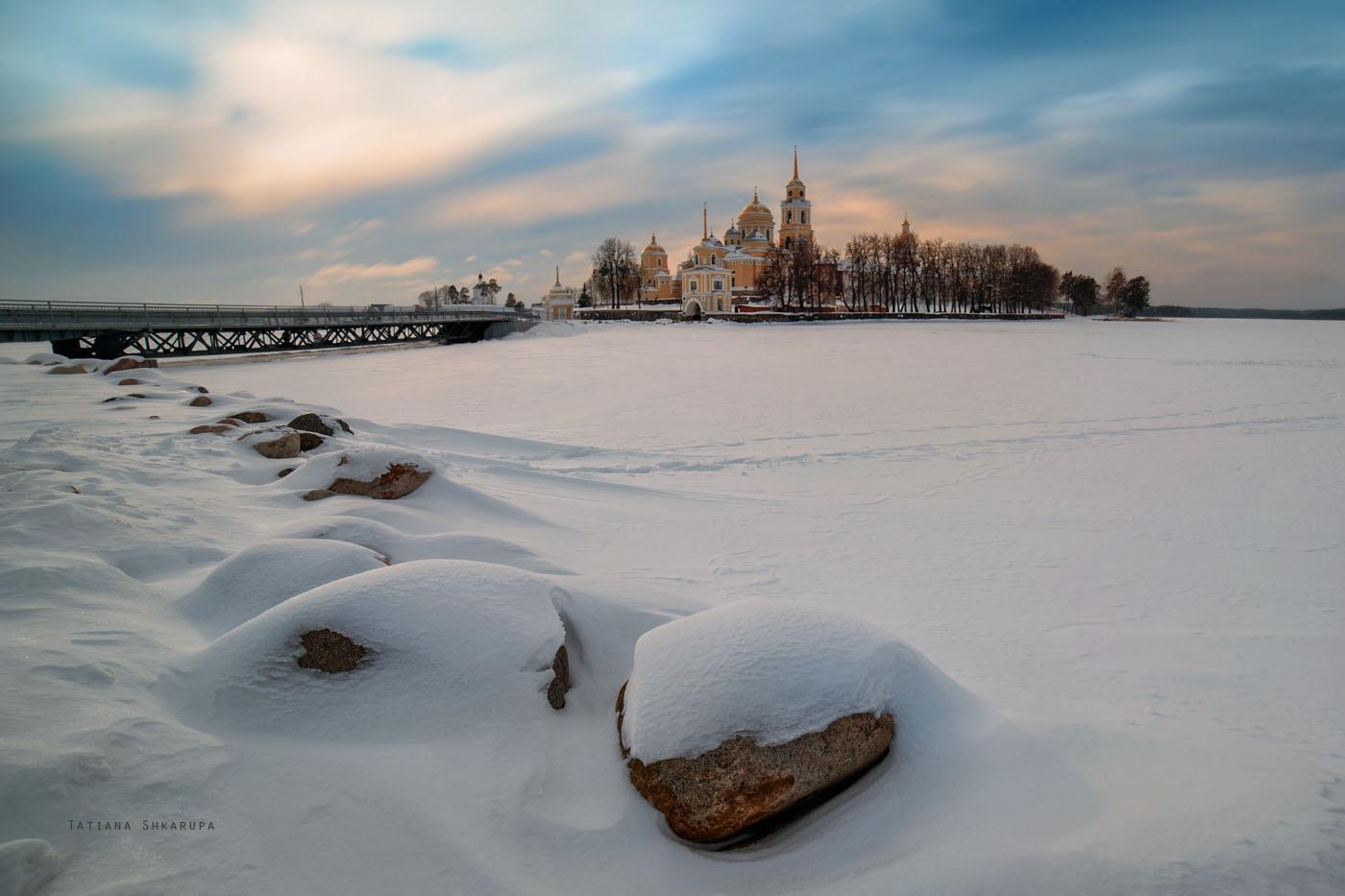 открывая последовательно торопец фото зимы отличался поздними